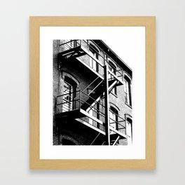Restoration Framed Art Print
