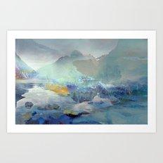 Untitled 20140812m Art Print