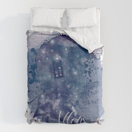 Allons-y! Comforters