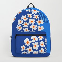 Abstraction_FLORAL_Blossom_001 Backpack
