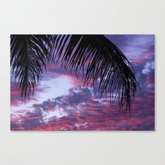 TROPICAL2. Canvas Print