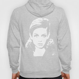 Portrait off Twiggy Hoody
