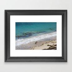 Sun Bay PR Framed Art Print