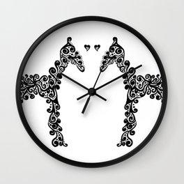 Self Love Wall Clock