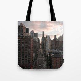 2nd Avenue Tote Bag