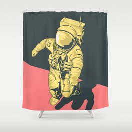 X-Over Shower Curtain