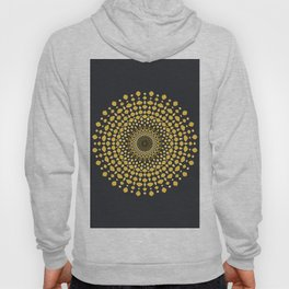 Abstract Flower 01 Hoody