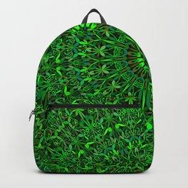 Mandala Garden of Life Backpack