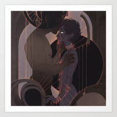 Now Name the One Art Print