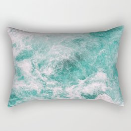 Whitewater 4 Rectangular Pillow