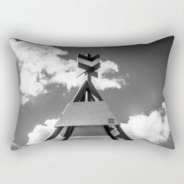 The Trig Station Rectangular Pillow