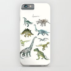 Dinosaurs Slim Case iPhone 6