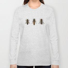 Honey Bee Family Long Sleeve T-shirt