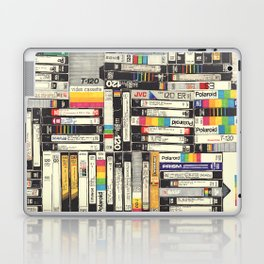 VHS Laptop & iPad Skin