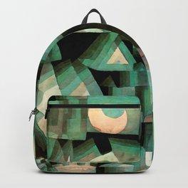 """Paul Klee """"Dream city"""" Backpack"""