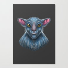 Targ Warrior Canvas Print