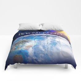 Beyond Infinity | Extremophiles Comforters
