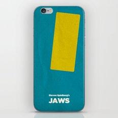 Steven Spielberg's JAWS iPhone & iPod Skin