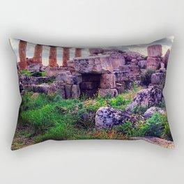 Selinunte Rectangular Pillow