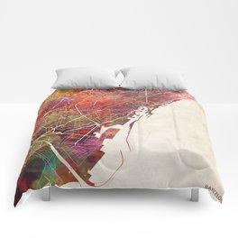 Barcelona Comforters