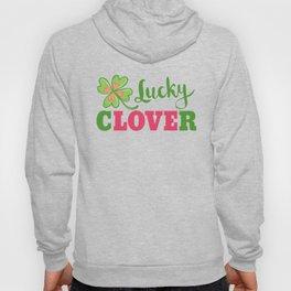 Lucky clover Hoody