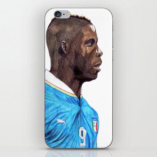 Balotelli iPhone & iPod Skin