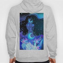 Nocturnal Goddess Hoody