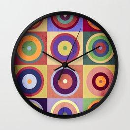 Kandinsky #38 Wall Clock