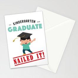 First Grade Here I Come, Kindergarten Graduation Stationery Cards