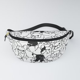 Oh French Bulldog Fanny Pack