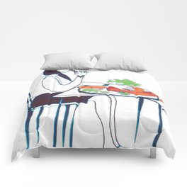 Mother's Day        by Kay Lipton Comforters