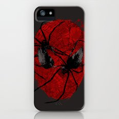 Crawly Eyes iPhone (5, 5s) Slim Case