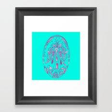 huev Framed Art Print