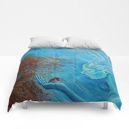 The Herald of Winter Comforters