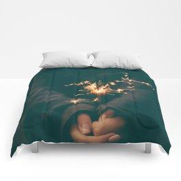 Sparkler Comforters