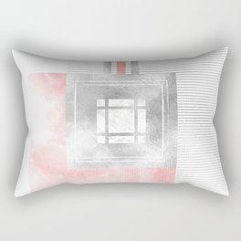 SCANDINAVIAN DESIGN No. 90 living coral Rectangular Pillow