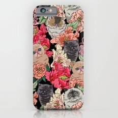 Because Cats iPhone 6s Slim Case