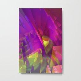 illusion -12- Metal Print