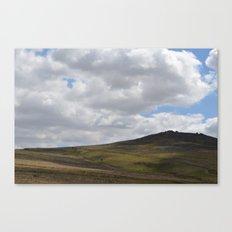 Dartmoor Canvas Print