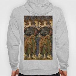 "Edward Burne-Jones ""The Days of Creation - Day 3"" Hoody"