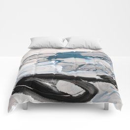 abstract painting IX Comforters