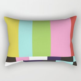 Signal TV Rectangular Pillow
