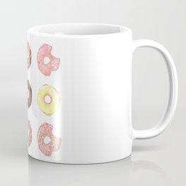 ALL DONUTS PRINT Coffee Mug