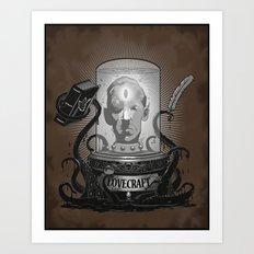 Accursed Inspiration Art Print