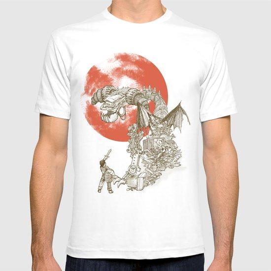 Junkyard Dragon  T-shirt