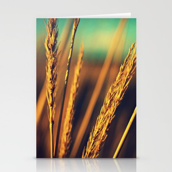 Prairie Dusk Stationery Cards