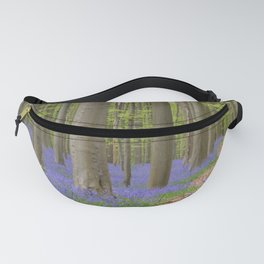 Bluebell Forest 2 Fanny Pack