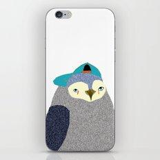 Penguin Dude, penguin art, penguin illustration, penguin, penguin print, iPhone & iPod Skin