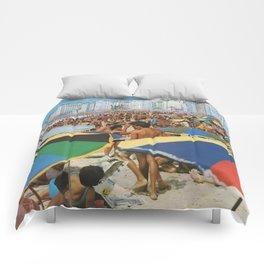 Vintage Copacabana Comforters