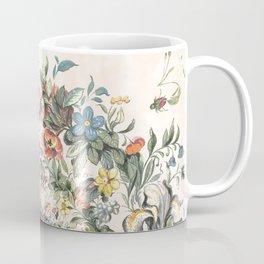 Circle of life- floral Coffee Mug